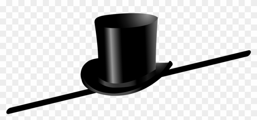 How To Get The Best Trick Magician For Events - Clip Art Top Hat #85137