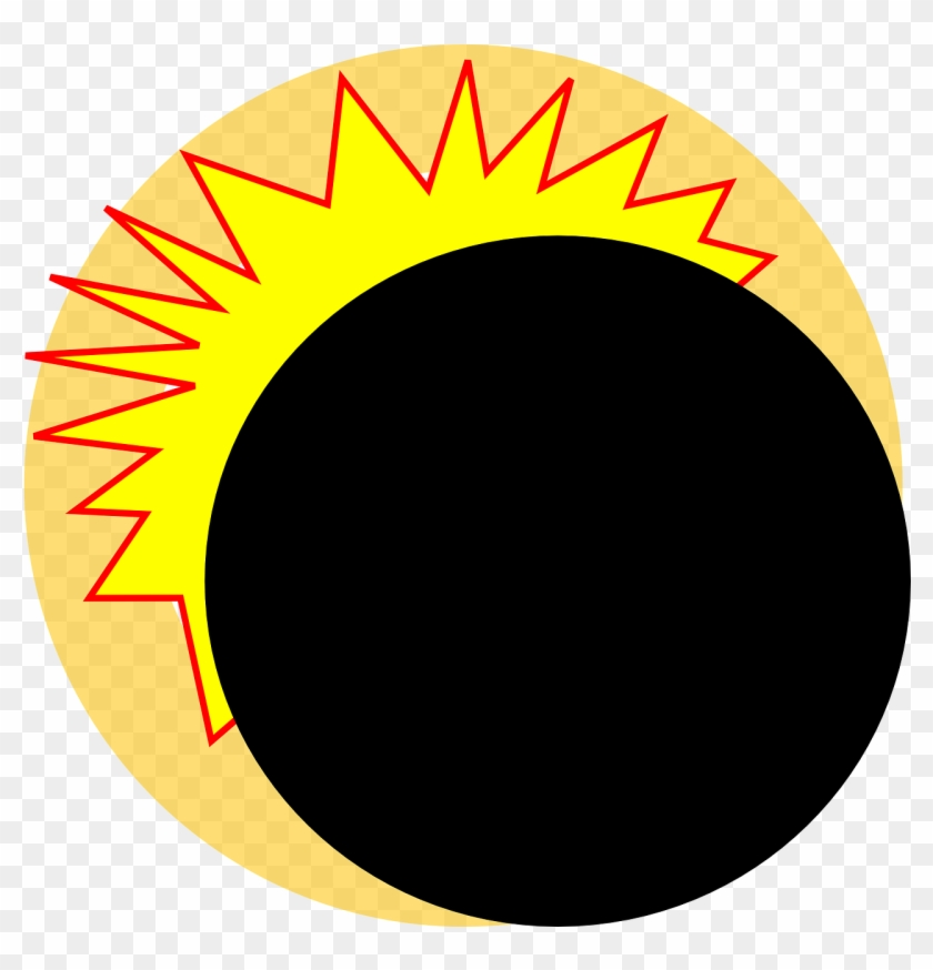 Solar Eclipse Clip Art #85147
