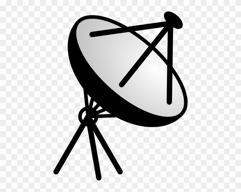 Dish Antenna Clip Art #85153
