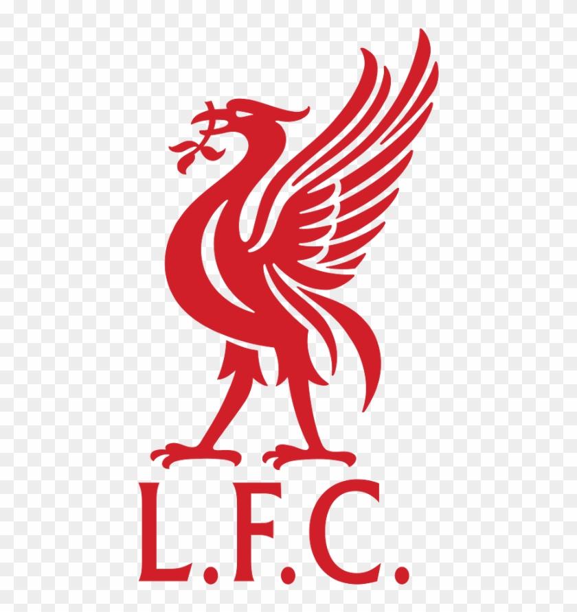 Liverpool Fc Emblem Bird Liverpool Fc Badge Clipart - Liverpool Logo Png #85182