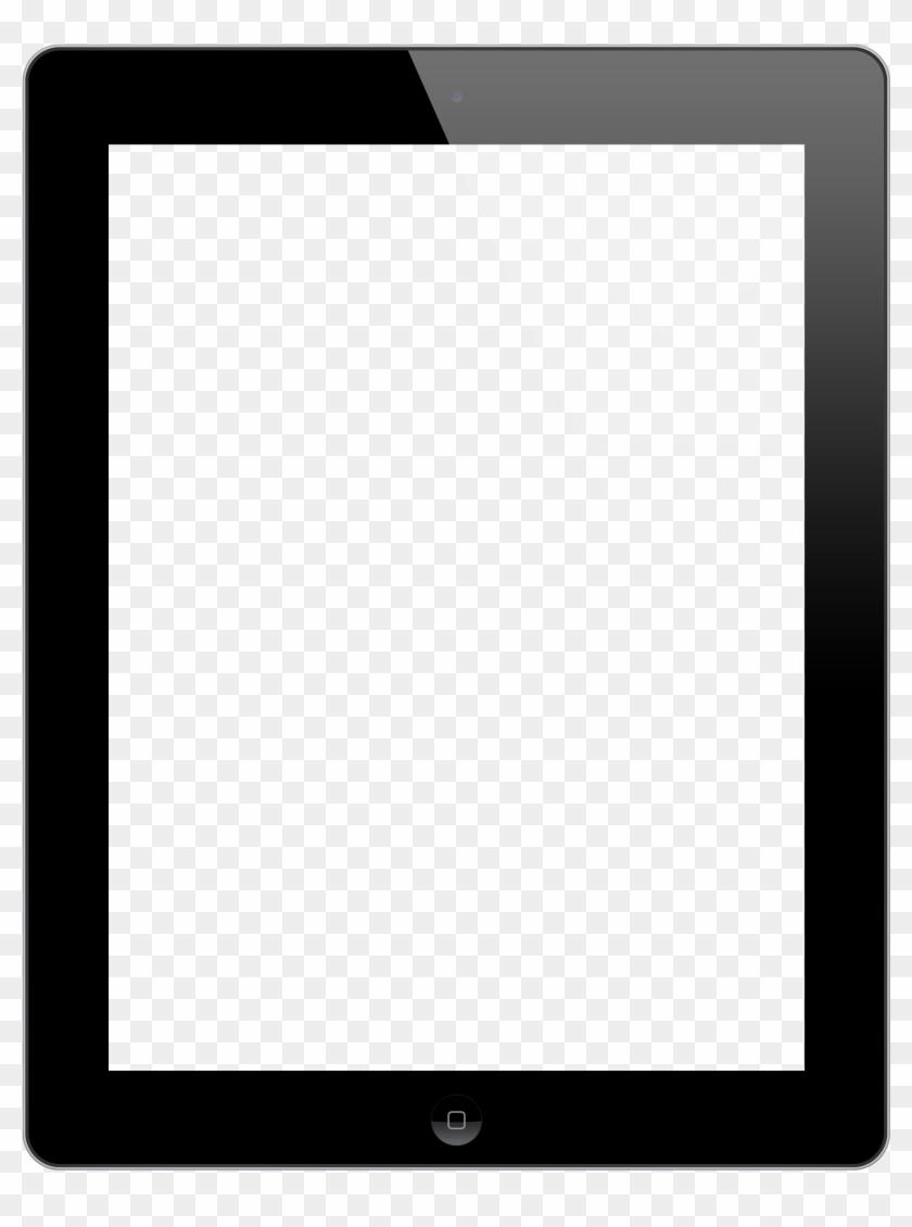 Portable Ipad Clipart - Ipad Clipart #85187