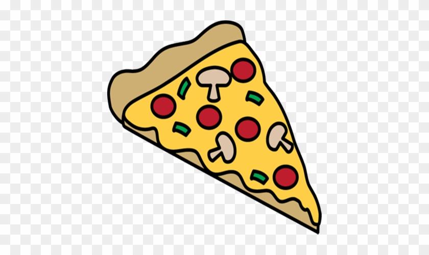 Pizza Clipart - Clip Art Pizza Slice #85217