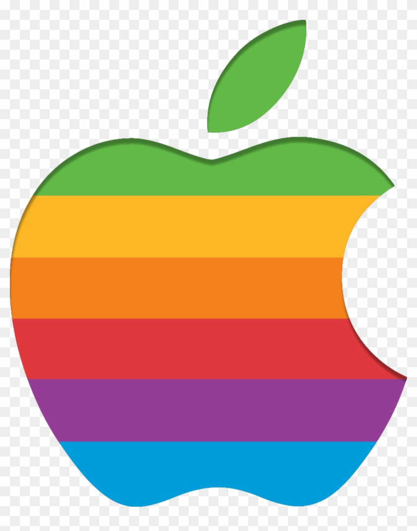 15 Black Apple Logo Transparent Background Free Cliparts - Apple Logo #85225