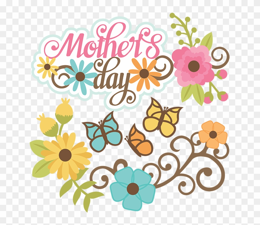Mother's Day Svg Files For Scrapbooking Mothers Day - Mother's Day Clip Art #85262
