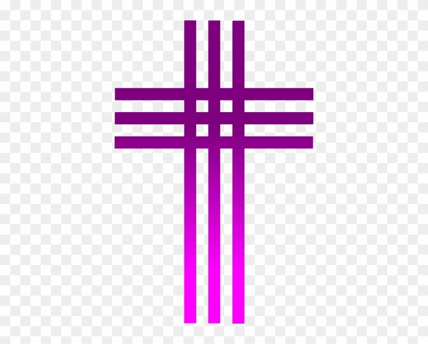 Clip Art Lent Cross Clipart - Symbols Of Lent Transparent #85339