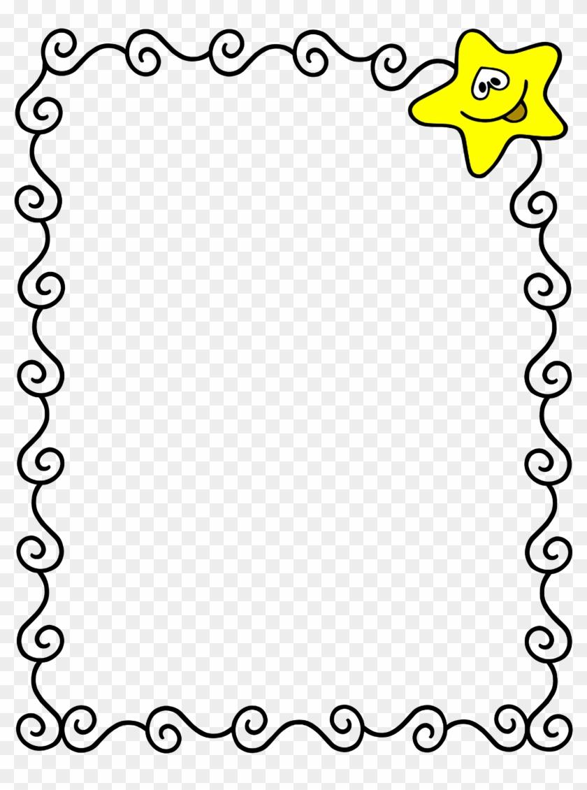 *✿**✿*frame*✿**✿* - Cuadernos Bordes Para Hojas #85345