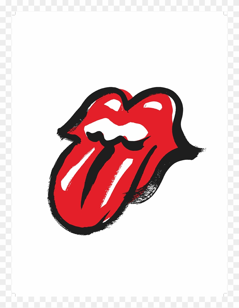 Hover To Zoom - Rolling Stones No Filter Logo #85392