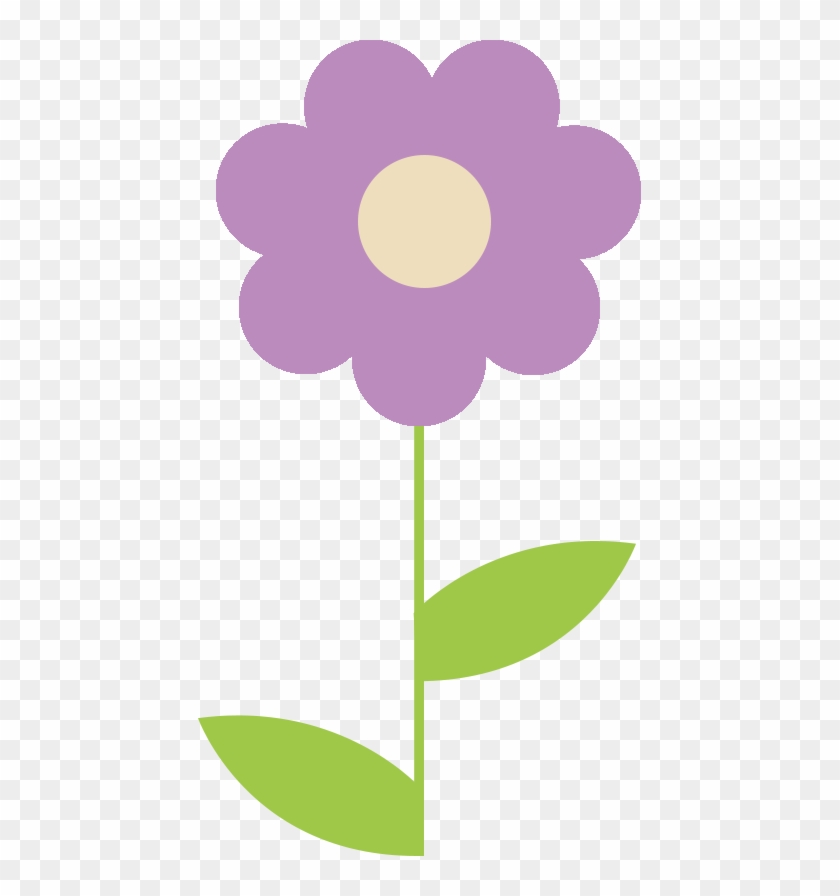 April Showers Bring May Flowers Clip Art - April Clipart Flower #85409