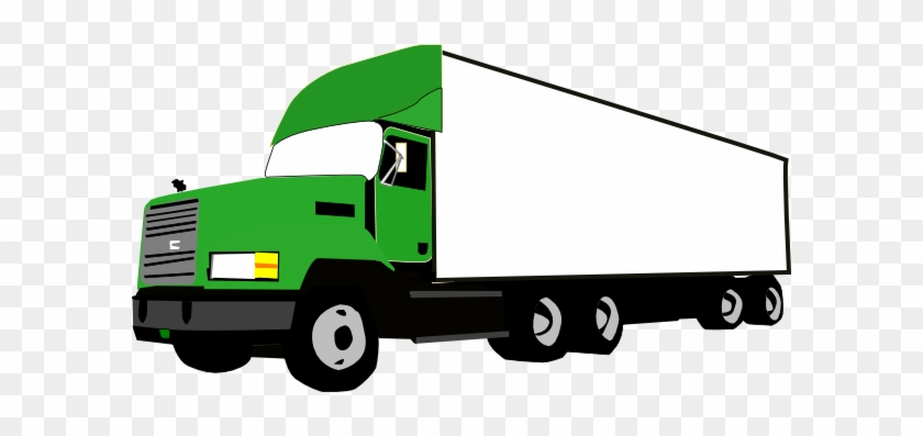 Side Semi Truck Clip Art Pc, Android, Iphone - 18 Wheeler Clip Art #85438
