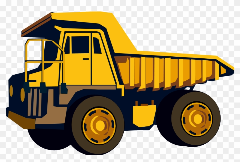 Cat Dump Truck Clip Art - Truck Pictures For Kids #85473