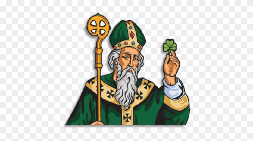 You May Also Know Him As Saint Patrick - Saint Patrick #85490