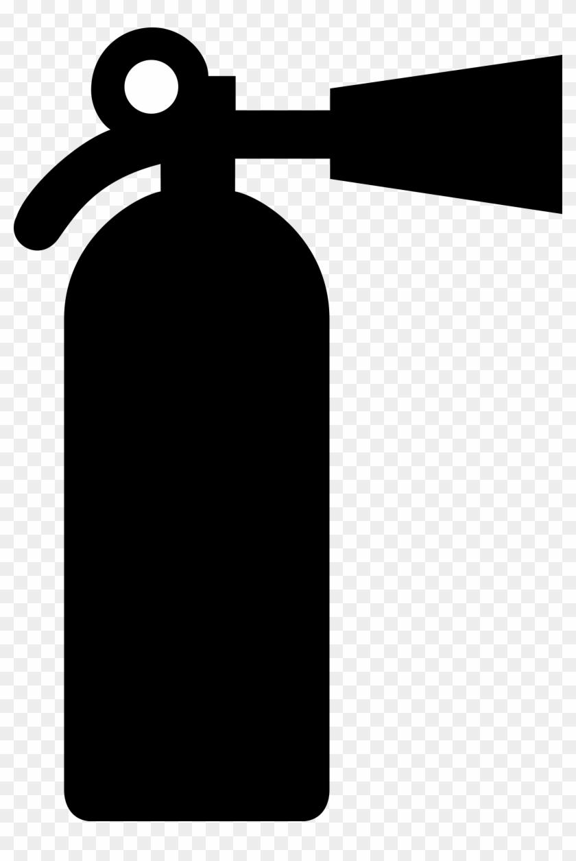 Open - Fire Extinguisher Vector Png #85524