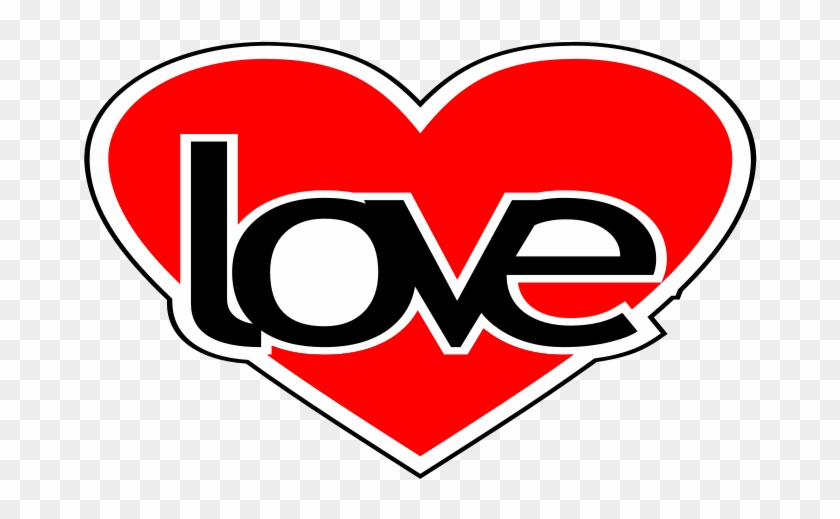 Love Vector Png - Red Love Heart Shower Curtain #85531