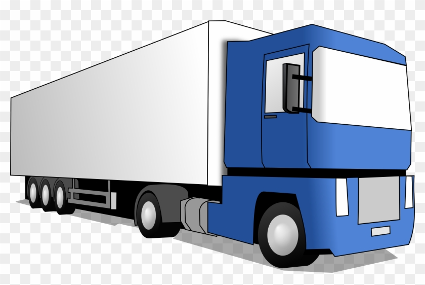 Semi Truck Clipart Download Free Car Images In - Truck Clipart #85539