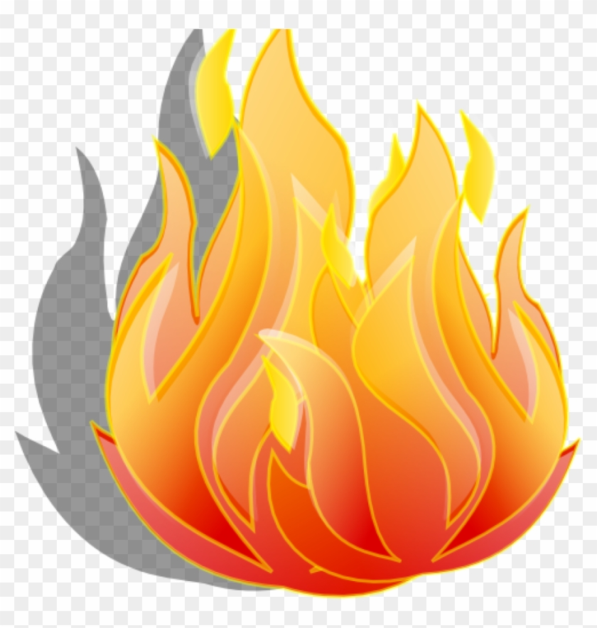 Fire Clipart Fire Clip Art At Clker Vector Clip Art Animated Fire Clipart Free Transparent Png Clipart Images Download