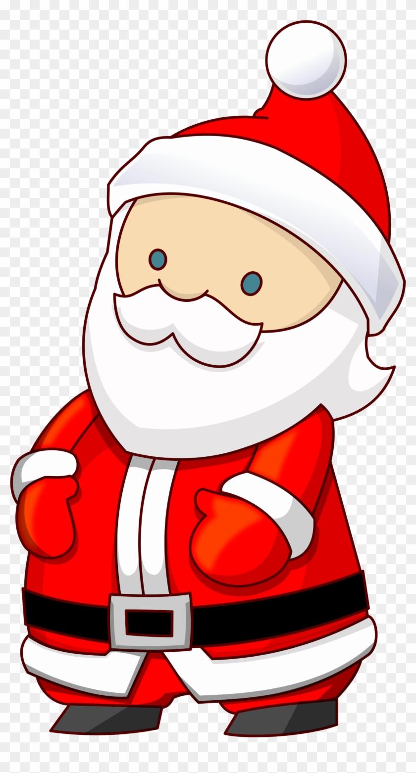 Santa Claus - Santa Claus Vector Png #85573