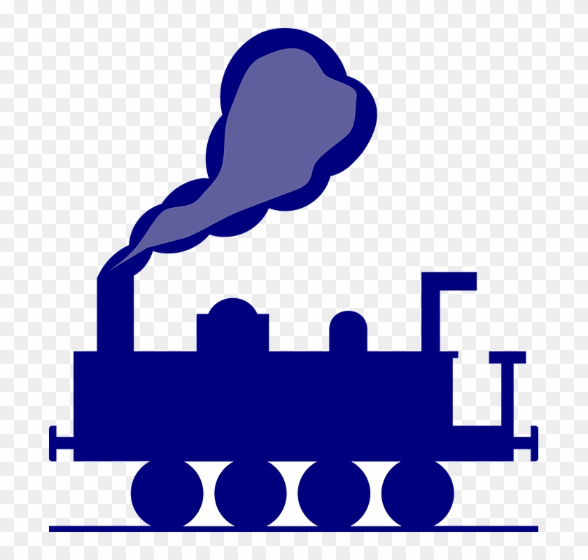 Train Clip Art #85574