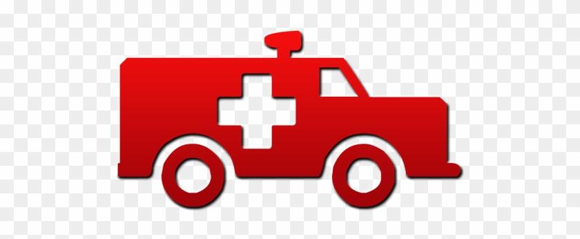 Ambulance Clipart - Blue Ambulance Clipart #85580