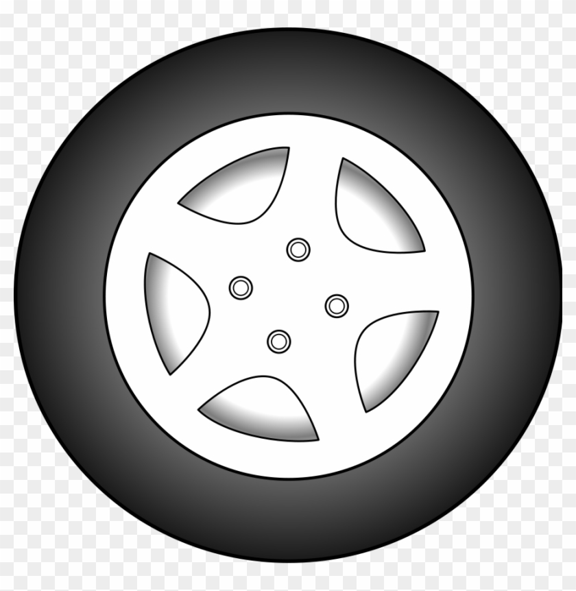 Wheel Clipart Png File Tag - Gloucester Road Tube Station #85582