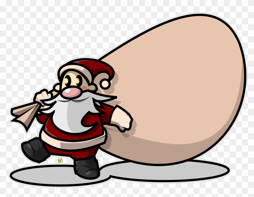 Santa Claus Free To Use Clip Art - Public Domain Clip Art Free For Commercial Use Santa #85600