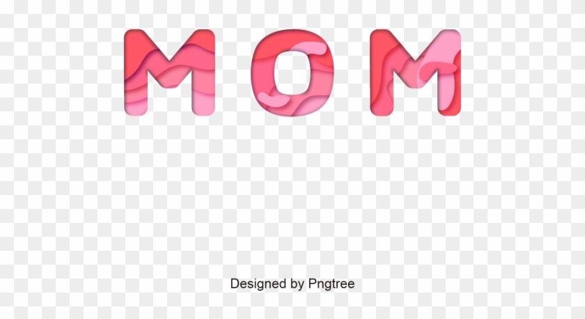 Mother Font Design Happy Mothers Day Mommy Mom Png Vector