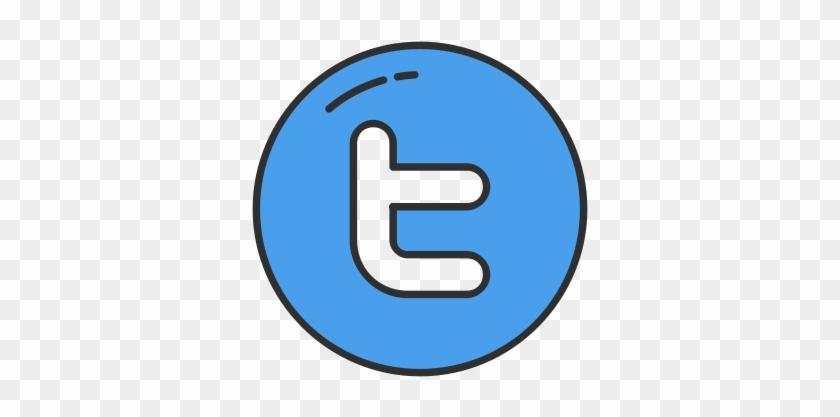 Logo, Symbol, Twitter, Chirrup, Twitter Button, - Icon #460557