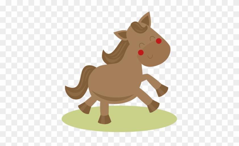 Farm Horse Svg Cut Files Farm Animals Svg Cutting Files - Miss Kate Cuttable Farm Animal #460559
