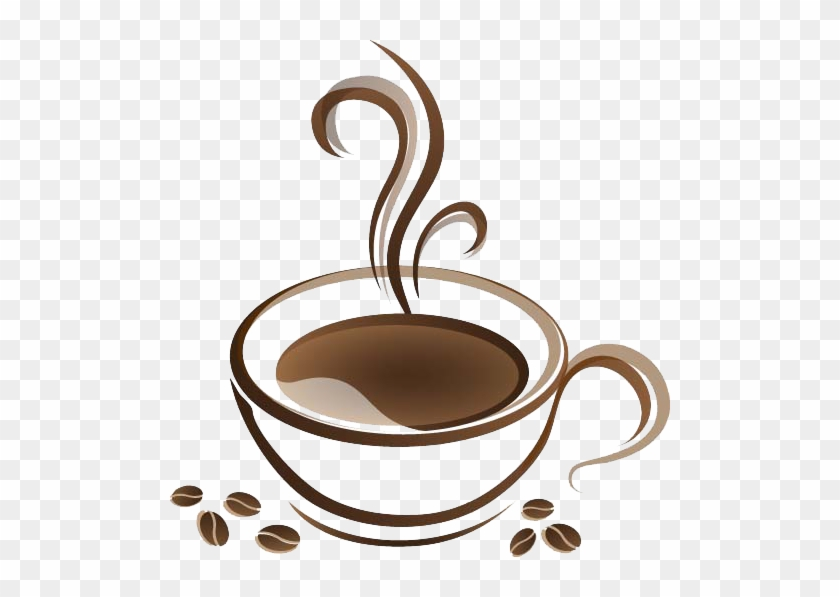 A Substantial Amount Of Coffee - Hot Coffee Cup Vector #460659