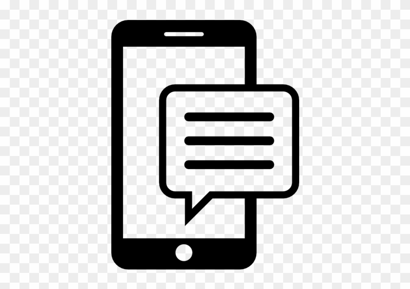 Interested In More Information - Mobile Phone Message Icon #460669