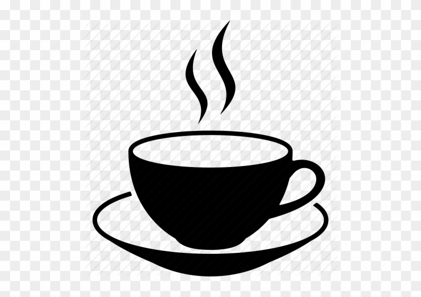 Coffee, Cup Icon - Cup Of Coffee Icon Png #460764