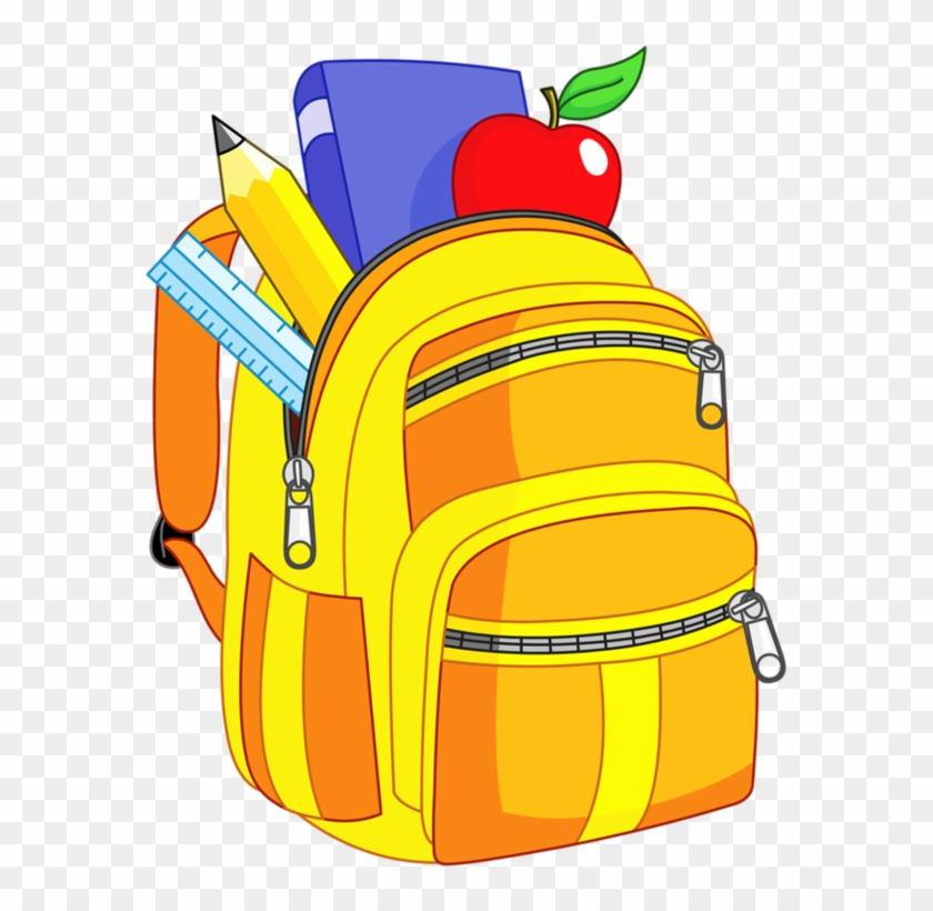 Crayons De Couleurs,articles D Ecole - School Supplies Clipart #461522