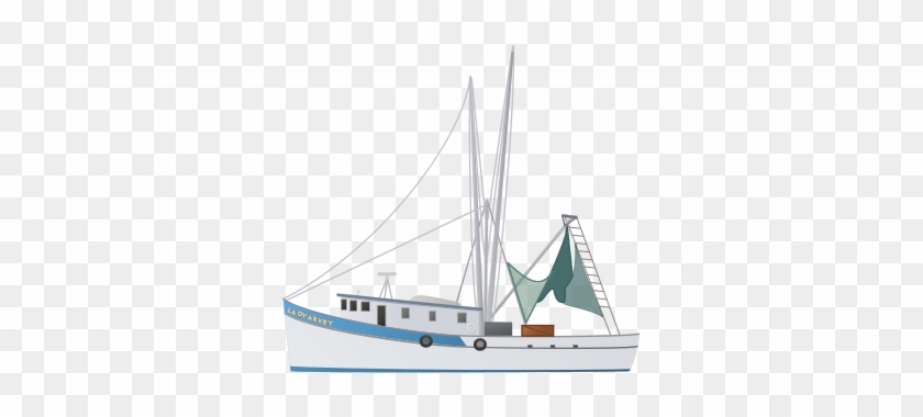 Cartoon Fishing Boat Clipart Commercial Fishing Boat Clipart Free Transparent Png Clipart Images Download