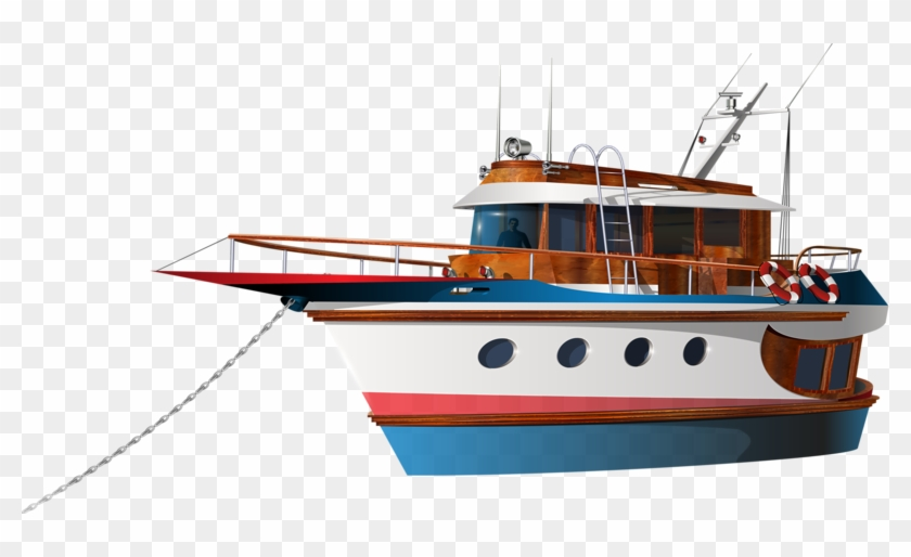 Fishing Trawler Ferry Fishing Vessel Ship - Fishing Trawler Ferry Fishing Vessel Ship #461637