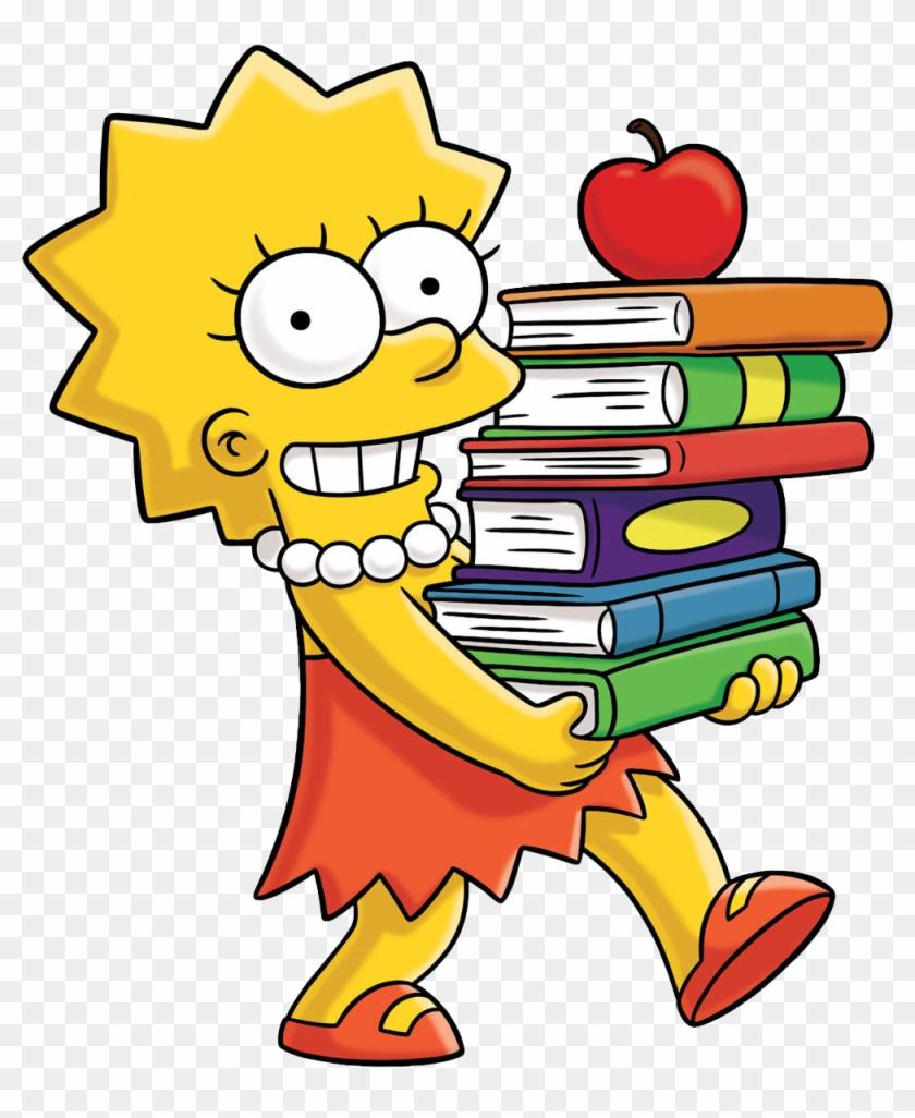 Lisa Simpson Png - Lisa Simpson #462014