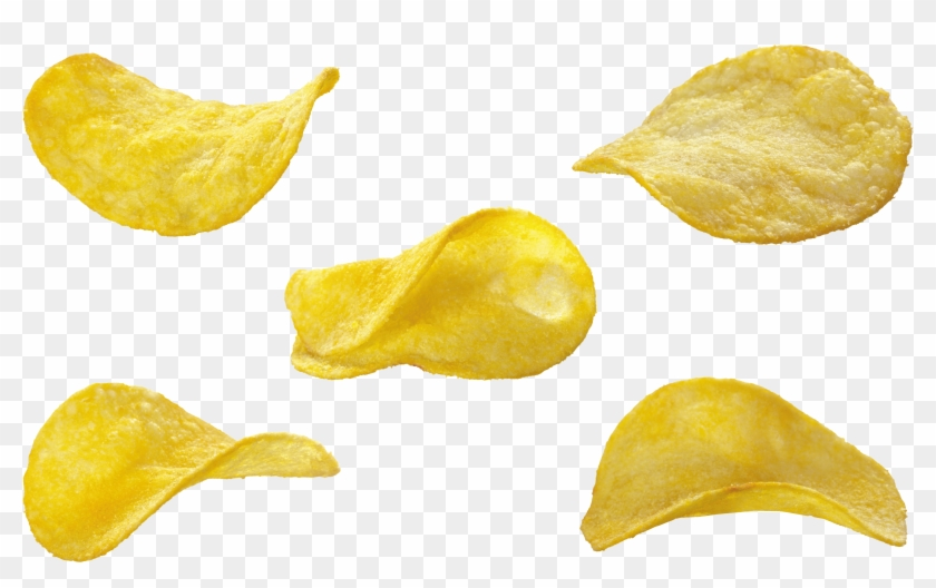 Potato Chips Png - Fast Food #462383