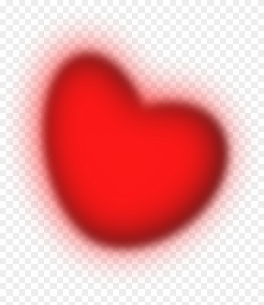Love Heart Blurred - Love Heart Png Animated #462526