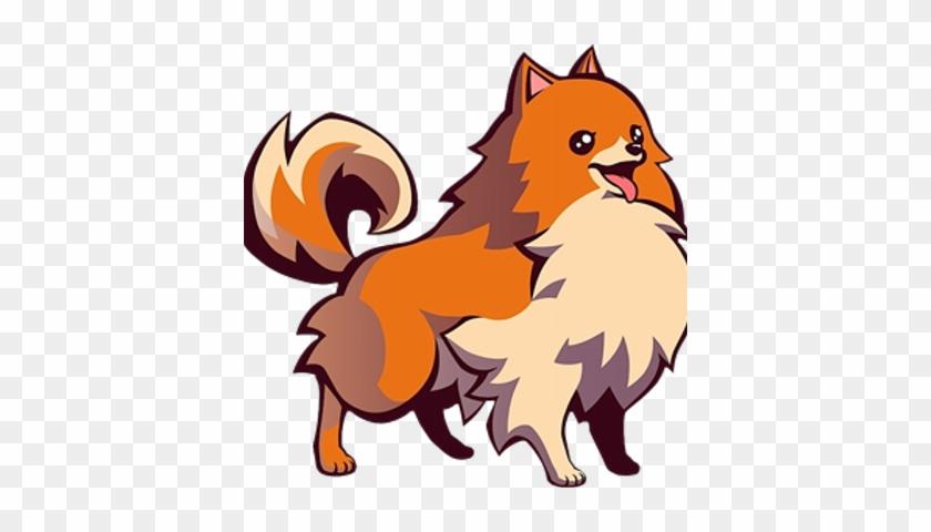 Pomeranian Clipart Transparent Ghost Trick Dog Free Transparent