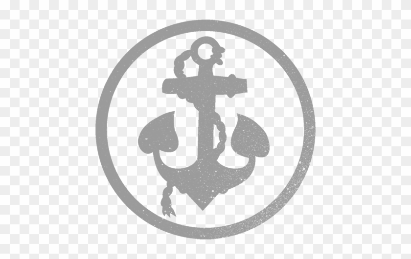 Aa Logo Grey - Anchor S Logo #463067