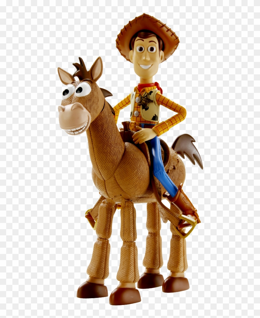 Tiro Al Blanco Caballo De Woody - Toy Story Woody And Bullseye #464205