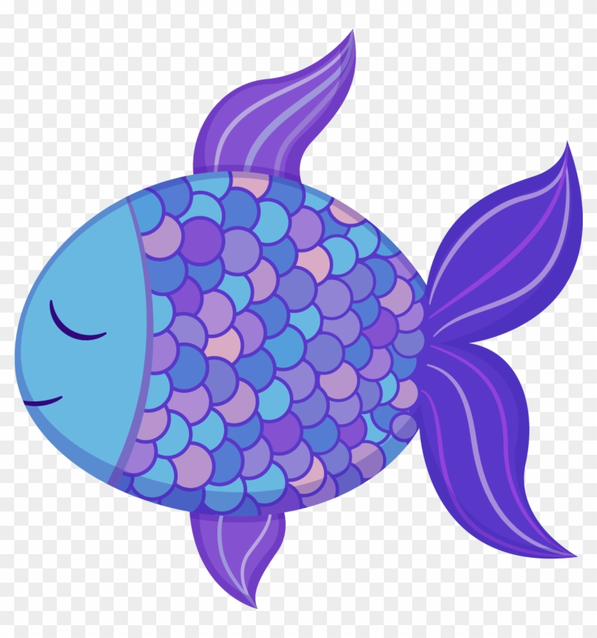Tal Vez Pueda Interesarte - Fish Clipart Free Cute #464699