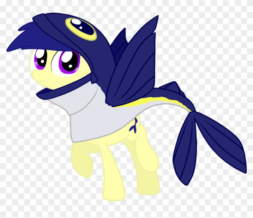 Pony Oc-fly Fish By Envelyn - Fly Fishing #464803
