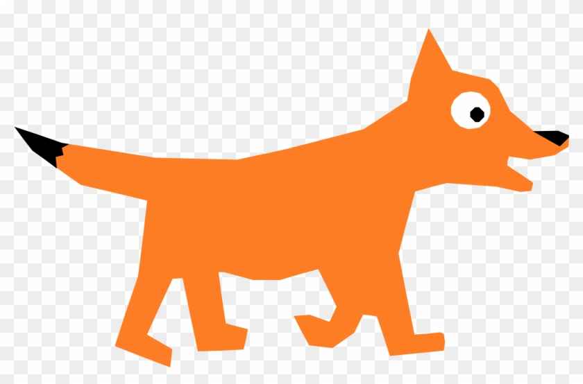 Free Fox Clipart in AI, SVG, EPS or PSD