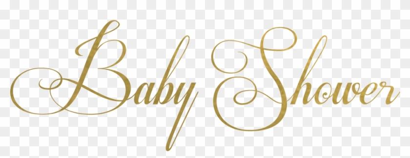 Baby Shower Images - Bridal Shower Gold Png #465213