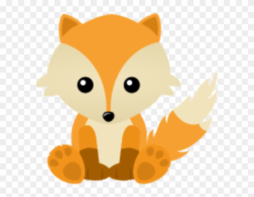 Fox Clipart Kawaii Cute Cartoon Fox Png Free Transparent Png
