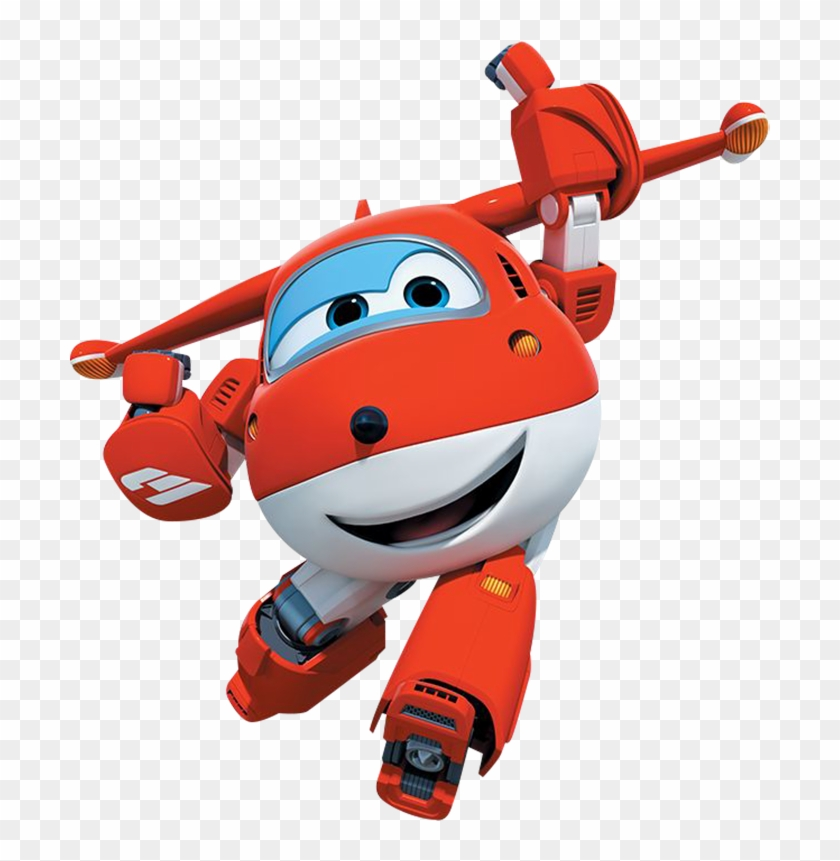 Super Wings Jett 01 Super Wings Jett Png Free Transparent Png