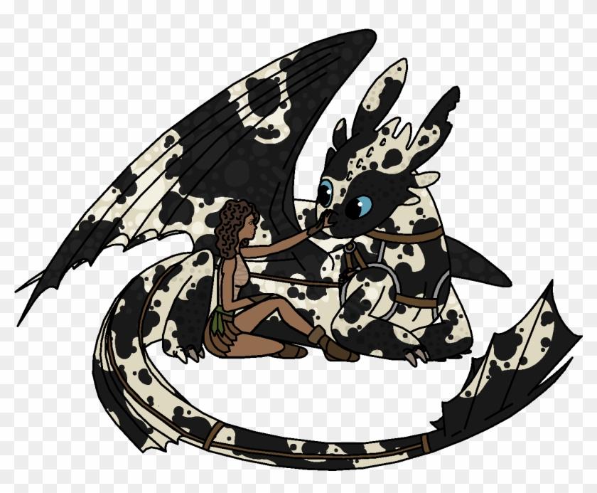 Slenderman Clipart Skyrim - How To Train Your Dragon #466094