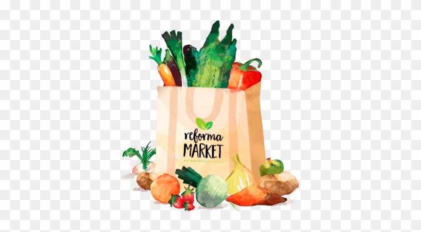 Podrás Encontrar Desde Superfoods Hasta Articulos De - Shop Food Png #466126