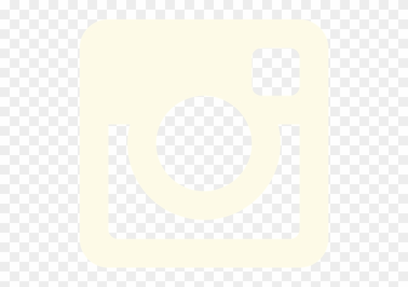 Facebook Icon - Instagram Icon Png White #466238
