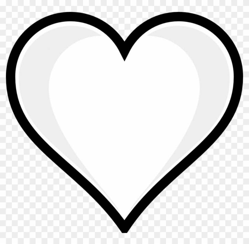 Printable Cool Heart Coloring Pages Printable For Kids - Colouring Pages Of  Heart - Free Transparent PNG Clipart Images Download