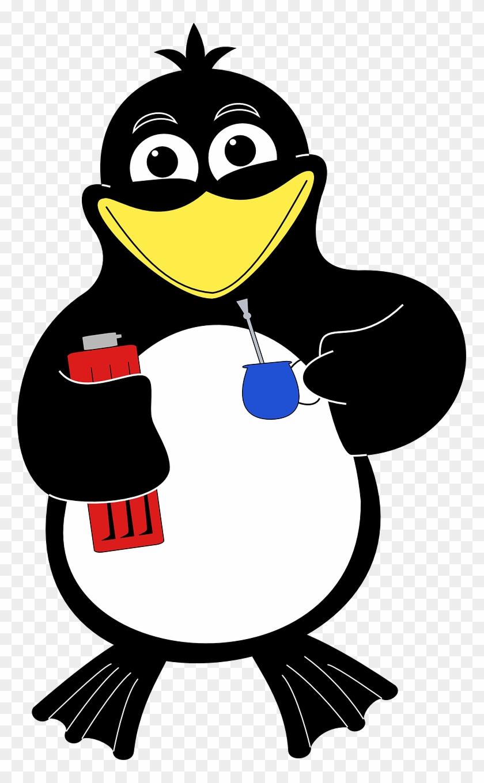 Penguin Animal Cartoon Polar Png Image - Penguins Throw Blanket #467226